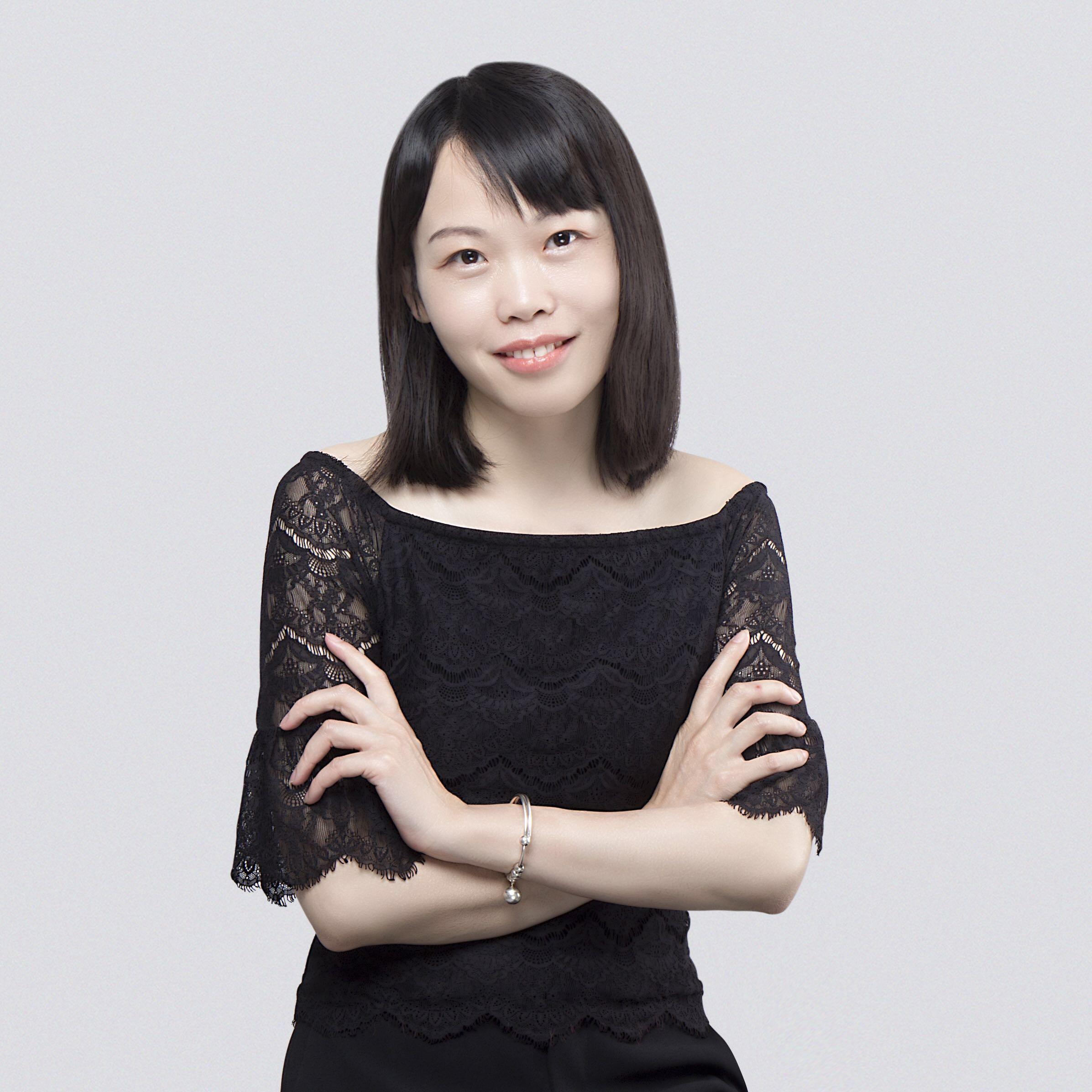 心理咨询师陈珊